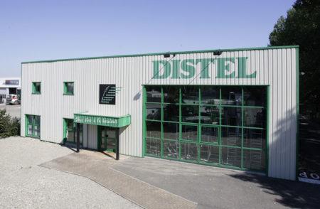 Agence DISTEL située à Brumath - dép. 67