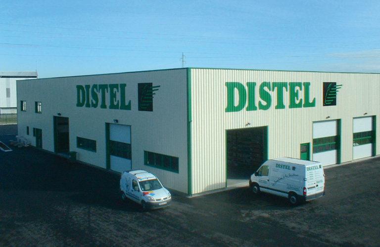 Agence DISTEL située à Fameck - dép. 57