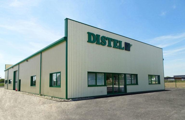 Agence DISTEL située à Molsheim - dép. 67