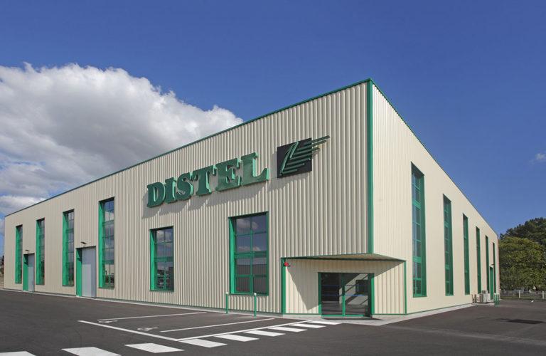 Show-room et Centre de Formation DISTEL situé à Brumath - dép. 67