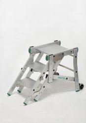 Plates-formes modulables : Estrade standard (option 1)