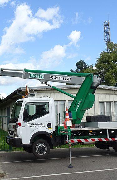 Camions nacelle télescopiques : VL22m20