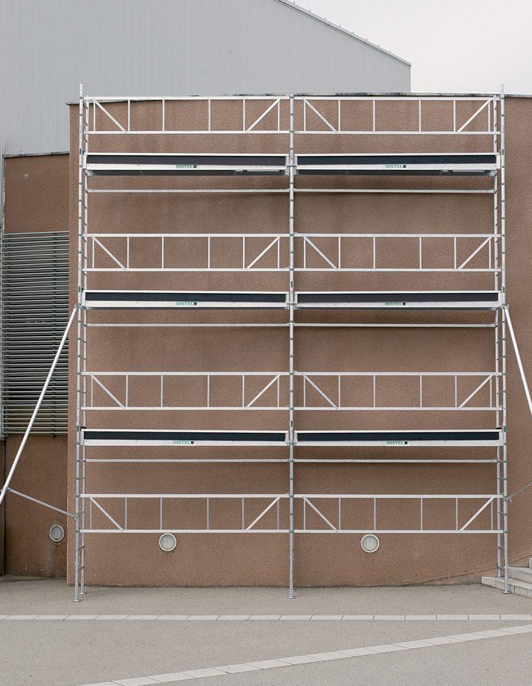 Echafaudages de façade DISTEL