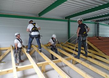 Formations DISTEL : Accès et travaux sur toitures