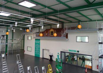 Formations DISTEL : Parcours pédagogique intérieur (centre de formation - BRUMATH)
