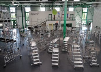Formations DISTEL : Show-room (centre de formation - BRUMATH)