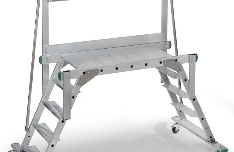 Plates-formes modulables : Passerelle de chevauchement de 1m00